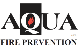 Aqua Fire Prevention Logo